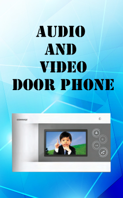audio-and-video-door-phone-Jakarta